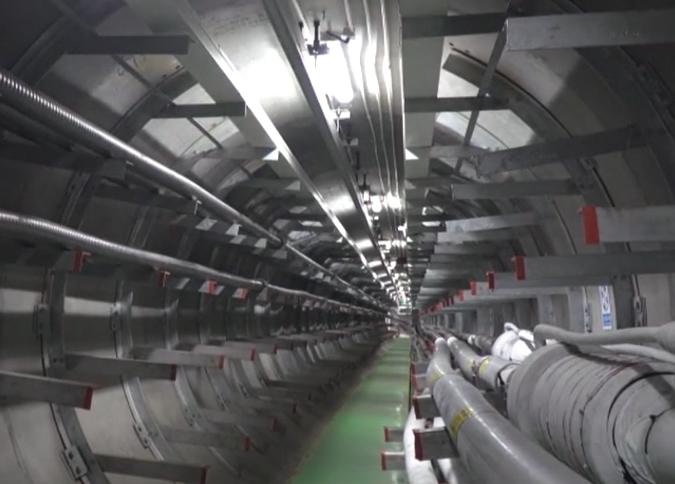 鄭州:智能機器人上崗 打造全天候無人巡檢電力隧道