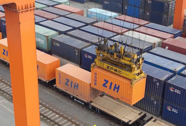 重点打造了中欧班列(郑州)国际品牌。