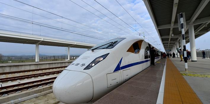 西成高鐵進入開通前全面驗收階段
