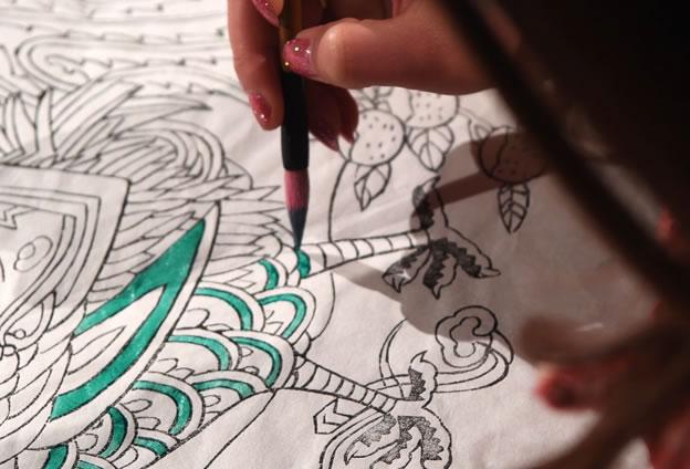 在浩如煙海的民俗文化中,朱仙鎮木版年畫始終保持著它自己獨特的藝術風格。