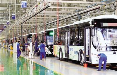 2020年,郑州车企整车产能将达200万辆!