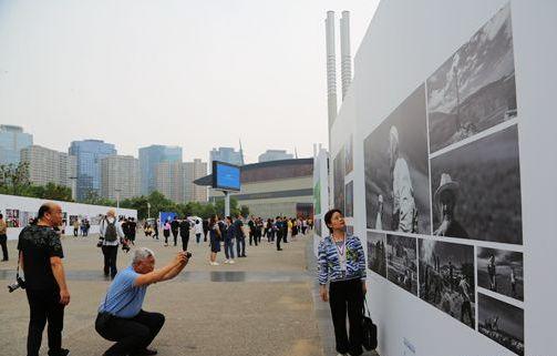 近300幅作品亮相中国第17届国际摄影展