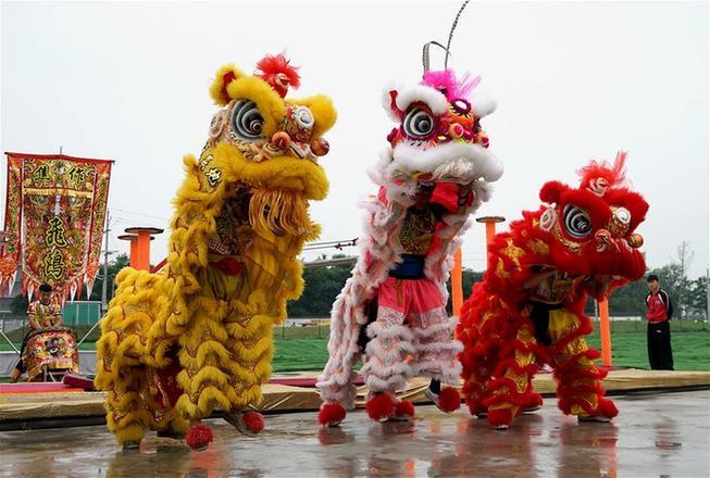 中国旅游日:共享太极 共享健康