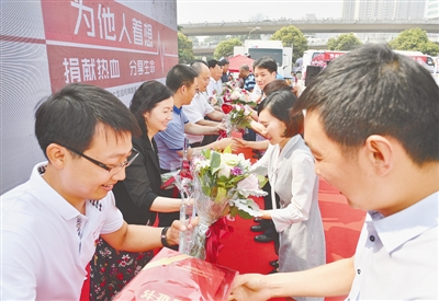 鄭州市臨床供血全部來自公民無償獻血