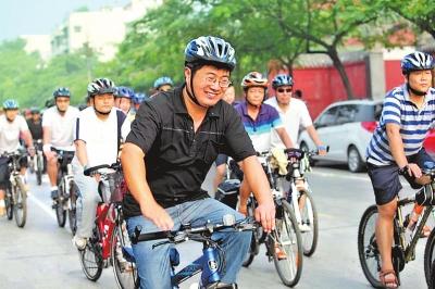 许昌:全民健身抖擞满城精气神