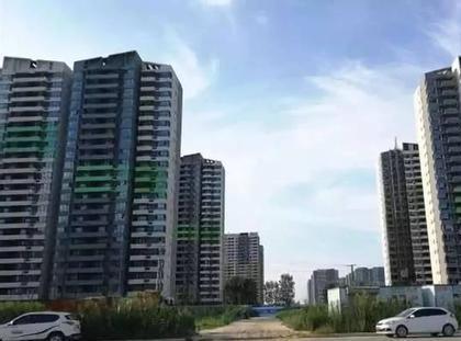 河南規模最大棚戶區改造項目首期建成