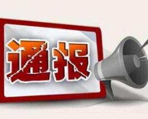 河南省通报5起问责典型案例