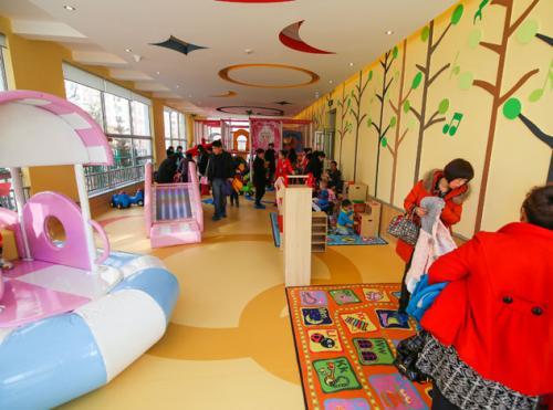 第15屆幼教博覽會周五啟幕 上千款産品集中亮相鄭州