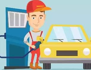 河南省今日起調整油價 92號汽油直降0.41元