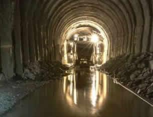 國內最長盾構引水隧洞開始挖掘