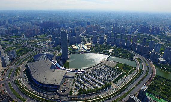 鄭州作為國家中心城市的戰略地位不可替代