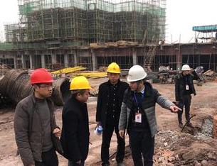 鄭州市開展建築施工安全生産大檢查 達不到條件一律不準開復工