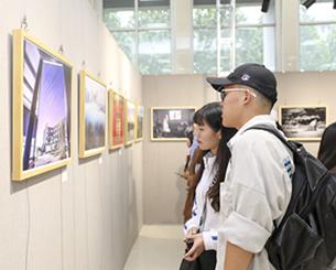 第二屆河南高校攝影大賽頒獎暨作品展在鄭州舉行