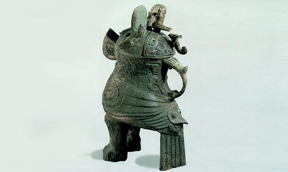 """婦好鸮尊:三千年前的盛酒器有點""""萌"""""""