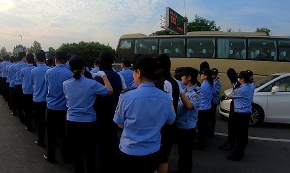 涉案金額近億元!鄭州警方摧毀一特大詐騙犯罪團夥