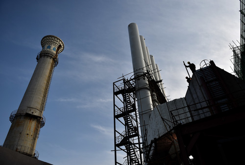 河南全省規模以上工業增加值能耗3年要降15%