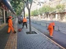河南省開展市容市貌專項整治行動