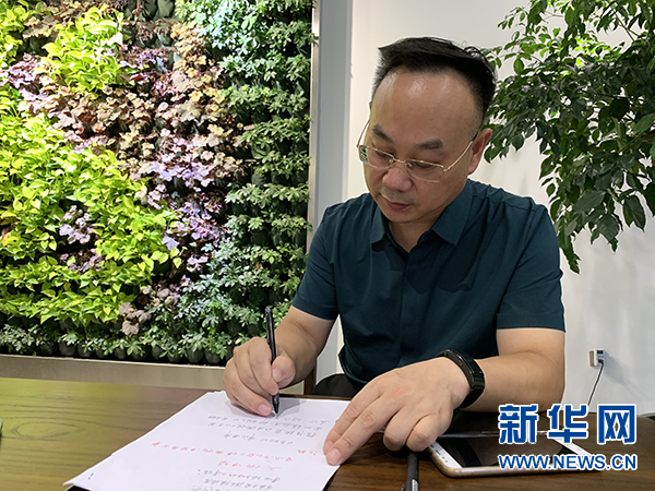 永城草根红歌写手张明师:记录风云变幻 为时代歌唱