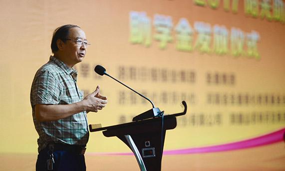 席升陽:社會責任是一個公司成就百年老店的必要條件