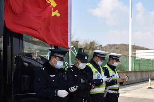 河南:切實做好一線民警輔警安全防護