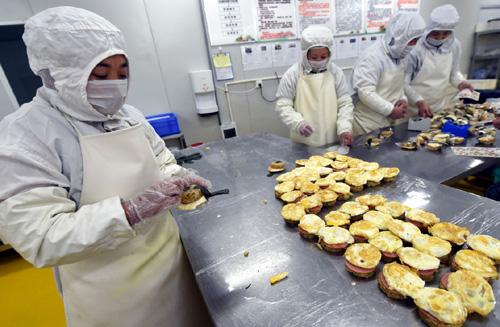上半年鄭州現代食品制造業增勢良好