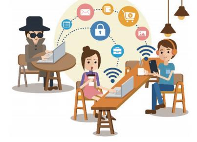 網絡安全小黑板 | 如何安全連接Wi-Fi
