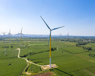 """是""""風電""""更是""""風景""""——千年古縣湯陰的能源轉型觀察"""