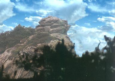 信阳鸡公山风景区旅游